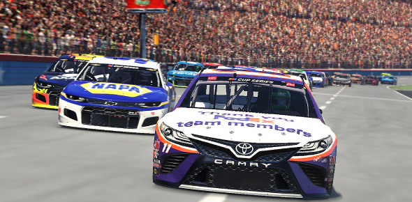 The NASCAR Quiz! Ultimate Trivia Facts!