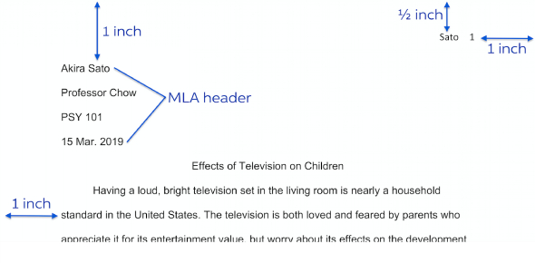 Test Your Knowledge On MLA Format