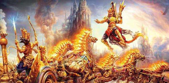The Hindu Mythology Quiz! Trivia