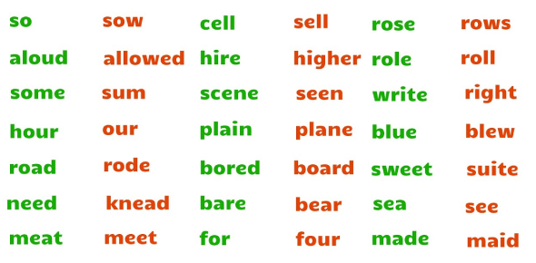 Could You Pass This English Homophones Quiz?