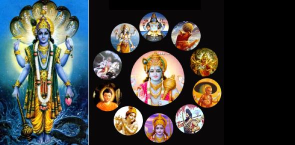 Trivia Quiz On Hindu Gods And Their Avatars?