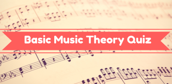Music Theory Quiz 1