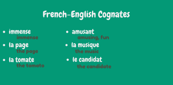 Just Tick The Correct French-english Translation