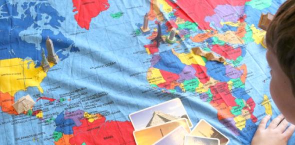 World Geography Interesting Quiz! Trivia