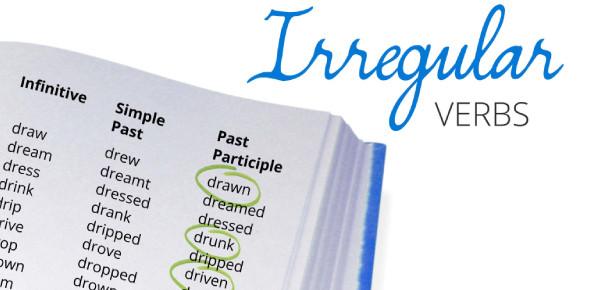 Table Of Irregular Verbs! Trivia Quiz
