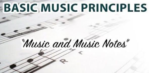 Basic Principles Of Music Theory!