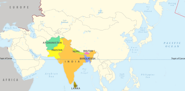 How Well You Know South Asia? Trivia Quiz