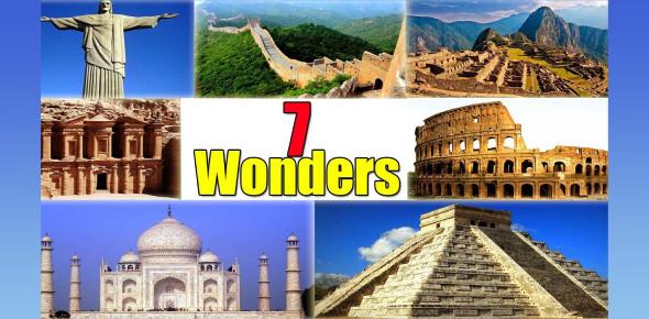 Quiz: Seven Wonders Of The World! Trivia