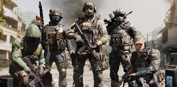 Which Call Of Duty Character Are You?