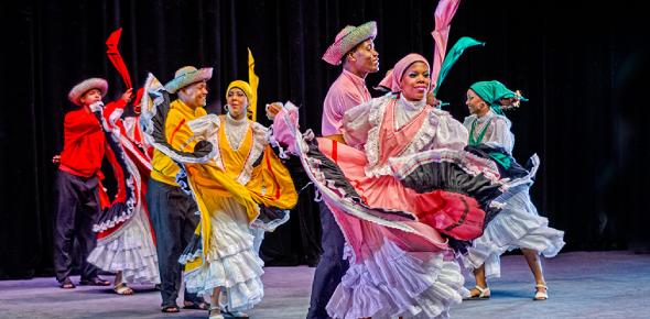 Philippine Folk Dance Step