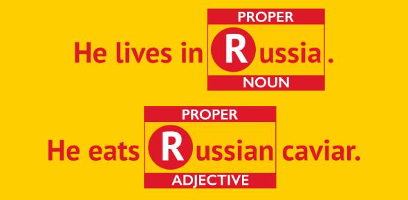 English Grammar Quiz: Can You Identify Proper Adjectives?