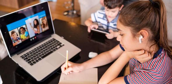 Quiz On School Internet Safety!