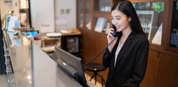 Receptionist Skills And Management Quiz!