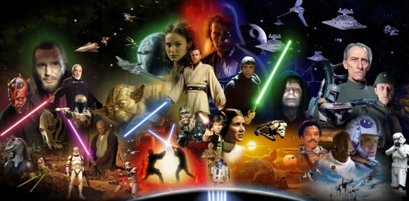 Which Star Wars Character Are You Most Like?