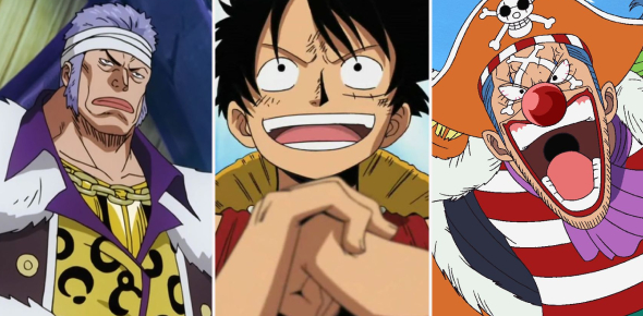 Which One Piece Villain Are You?
