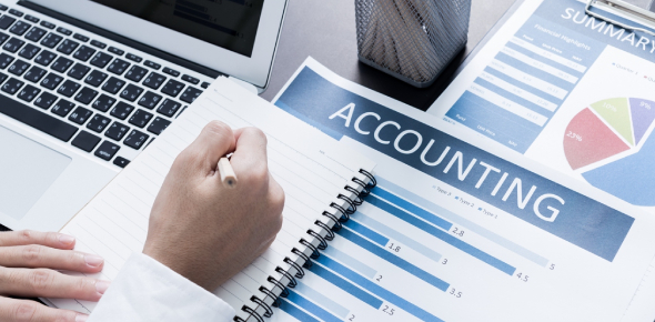 Accounting 201 - Chapter 4