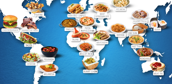 Foods Of The World Trivia Questions