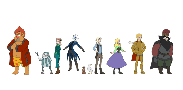 """Which """"Jack Frost"""" Character Are You?"""