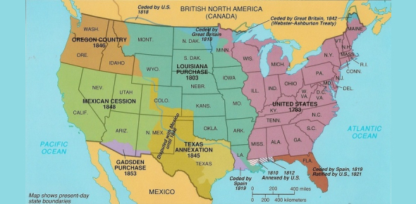 A Growing Nation 1800-1840