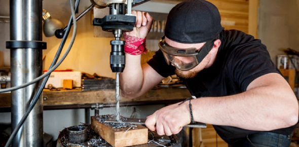 Drill Press Safety Quiz: Trivia!