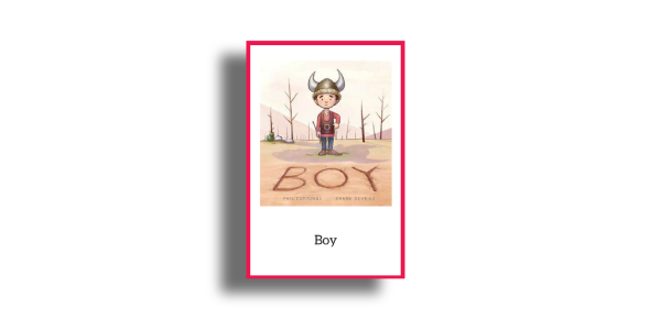 Boy Book By Phil Cummings: Quiz!