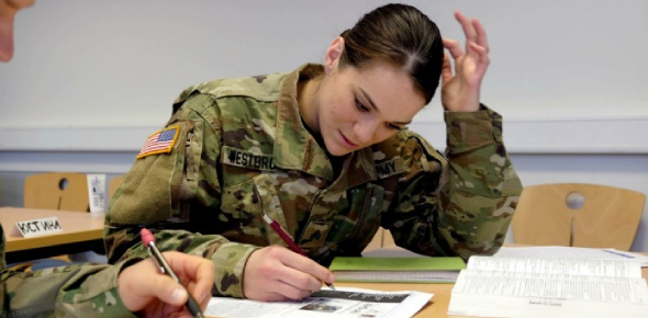 ASVAB Military Exam Prep Test