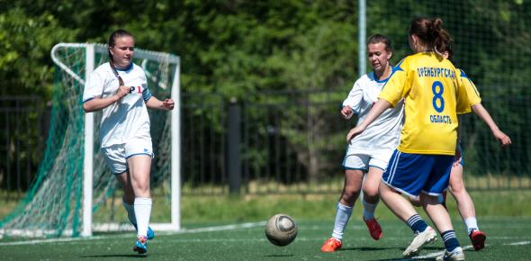 Mini Soccer Practice Test #1