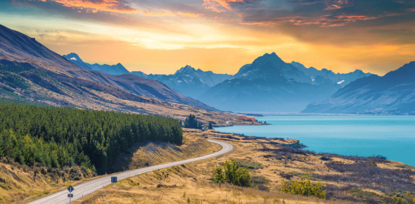 A Quiz About New Zealand! Trivia Facts