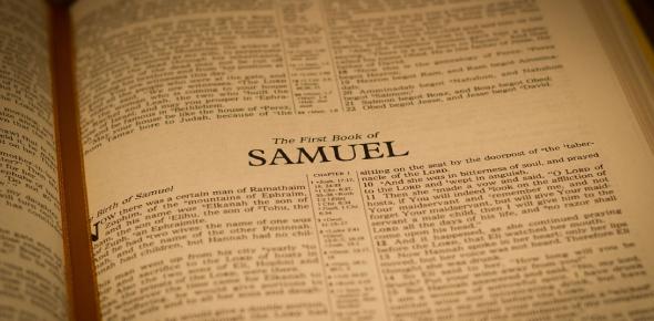 Book Of I Samuel
