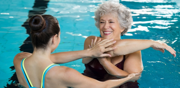 Test Questions For Hydrotherapy: