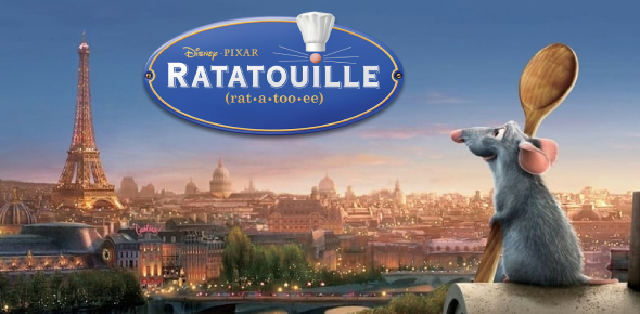 Ratatouille (2007) Movie Quiz