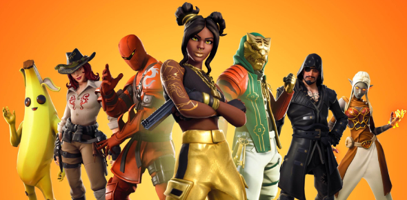 Find Out Which Fortnite Character You Are Quiz!