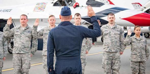 Ure 2f051: A Pretest Quiz On U.S. Airforce!