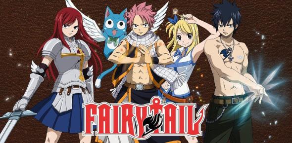 Fairy Tail Manga Series! Trivia Questions Quiz