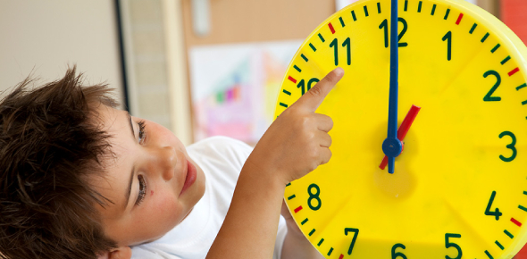 Want To Teach Your Kid How To Read Time? This Quiz Is The Key