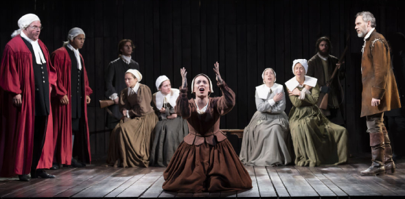 Quiz On The Crucible Play By Arthur Miller! Trivia
