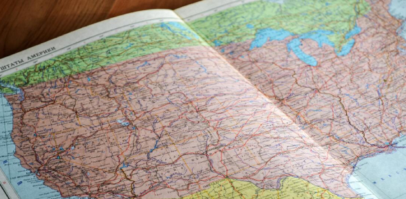 A Quiz On U.S. Geography! Knowledge Trivia