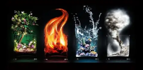 What Element Would You Bend; Watar, Earth, Fire, Or Air?