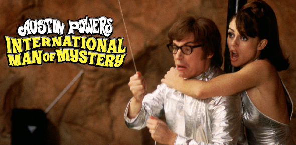 Austin Powers: International Man Of Mystery (1997) Movie Trivia