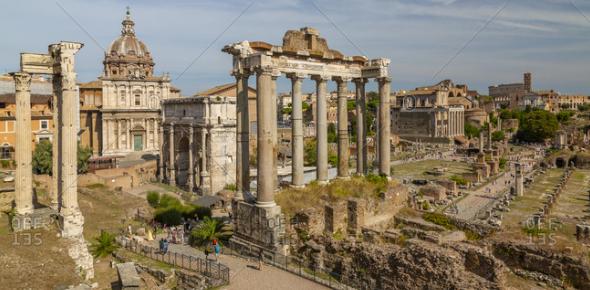 Roman Civilization Facts: Trivia Quiz!