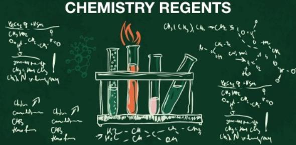 The Chemistry Regents Exam Preparation Test