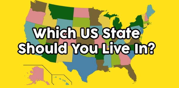 Wondering Which US State Should You Choose To Live In? This Quiz Can Help!