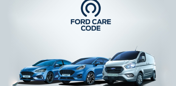 Ford Group Model Codes