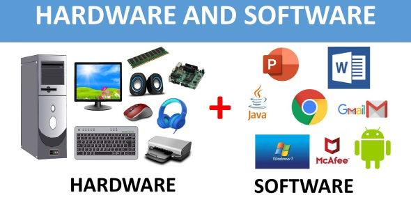 Computer: A Basics Hardware And Software Questions!
