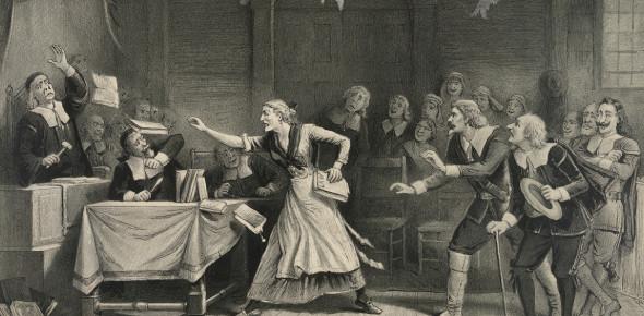 The Crucible Act III Play! Trivia Quiz
