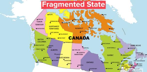 A 9th-grade Canadian Geography Exam Quiz!