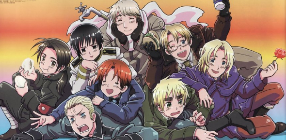 How Well Do You Know The Hetalia Characters?