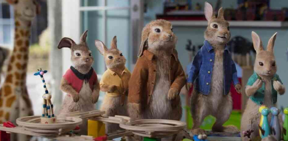 Which Peter Rabbit Character Are You?