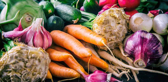 Identify All Vegetables With This Image Quiz