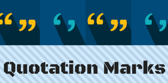 Quotation Marks Pre Assessment
